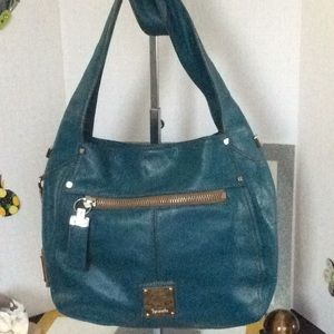 Tignanello Leather Handbag